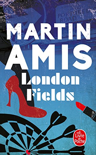 Picture of Martin Amis' London Fields Book Cover